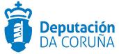 Logotipo da Deputación da Coruña