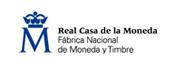 Logotipo da Real Fábrica Nacional de Moeda e Timbre